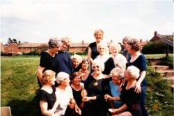 Marion Appleby's Keep Fit Team