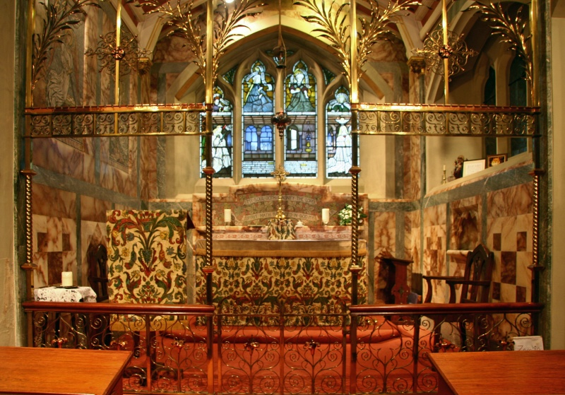 The Lady Chapel, St. Mary's Church, Bathwick.