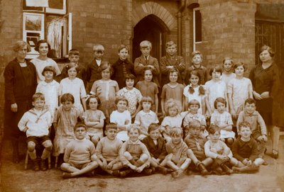 Winthorpe Council School - September 1928.