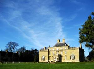 Culverthorpe Hall, near Sleaford, Lincolnshire.