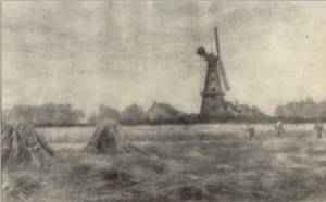 The Mill - late 19th century.