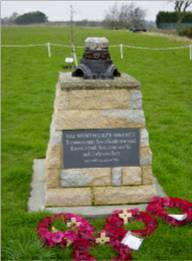 RAF Winthorpe Memorial - 2005.