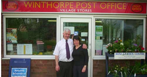 Winthorpe Post Office